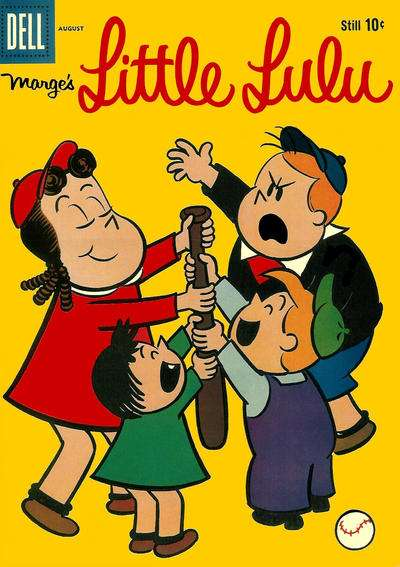 Marge's Little Lulu #134 Comic Books - Covers, Scans, Photos  in Marge's Little Lulu Comic Books - Covers, Scans, Gallery