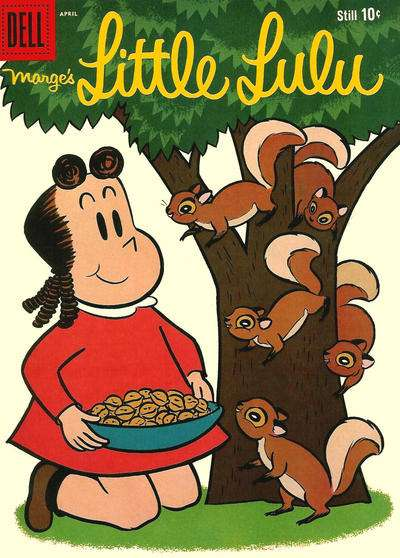 Marge's Little Lulu #142 comic books for sale