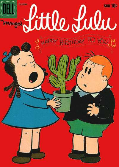 Marge's Little Lulu #148 comic books - cover scans photos Marge's Little Lulu #148 comic books - covers, picture gallery