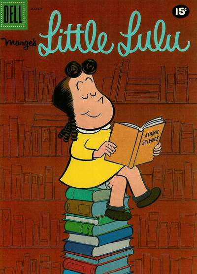 Marge's Little Lulu #153 comic books for sale