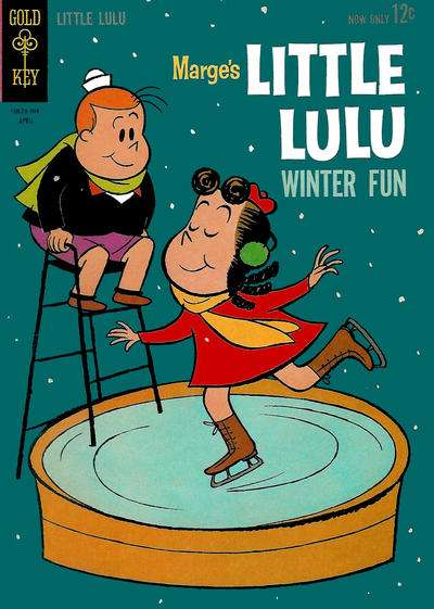 Marge's Little Lulu #167 comic books for sale