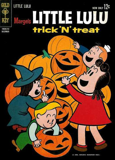 Marge's Little Lulu #170 comic books for sale