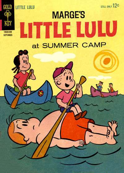 Marge's Little Lulu #173 Comic Books - Covers, Scans, Photos  in Marge's Little Lulu Comic Books - Covers, Scans, Gallery