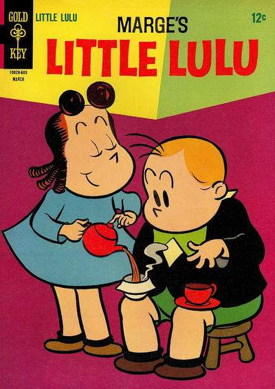 Marge's Little Lulu #179 Comic Books - Covers, Scans, Photos  in Marge's Little Lulu Comic Books - Covers, Scans, Gallery