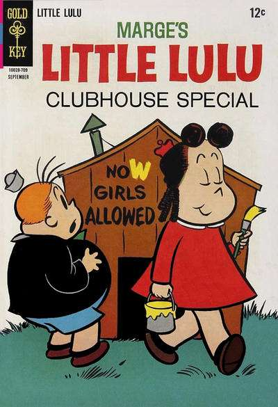Marge's Little Lulu #185 Comic Books - Covers, Scans, Photos  in Marge's Little Lulu Comic Books - Covers, Scans, Gallery