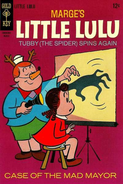 Marge's Little Lulu #187 Comic Books - Covers, Scans, Photos  in Marge's Little Lulu Comic Books - Covers, Scans, Gallery