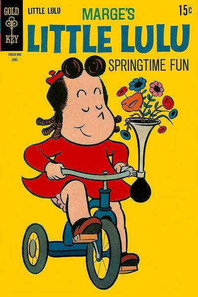 Marge's Little Lulu #192 Comic Books - Covers, Scans, Photos  in Marge's Little Lulu Comic Books - Covers, Scans, Gallery