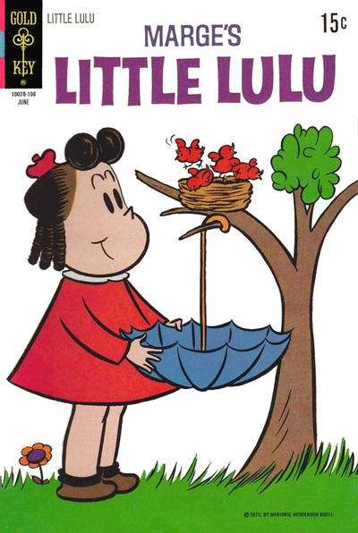 Marge's Little Lulu #200 comic books - cover scans photos Marge's Little Lulu #200 comic books - covers, picture gallery