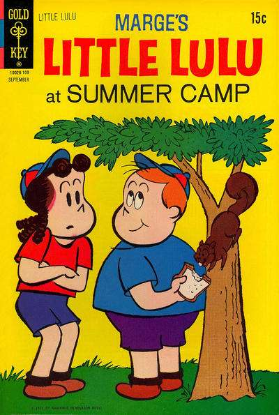 Marge's Little Lulu #201 Comic Books - Covers, Scans, Photos  in Marge's Little Lulu Comic Books - Covers, Scans, Gallery