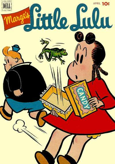 Marge's Little Lulu #46 comic books for sale