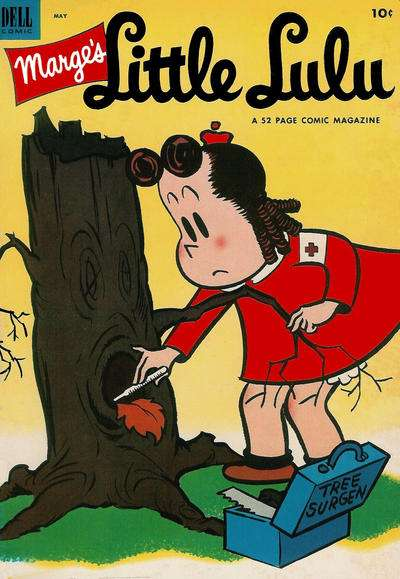 Marge's Little Lulu #59 comic books for sale