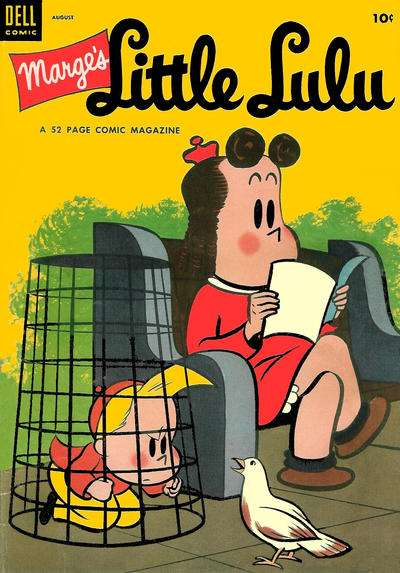 Marge's Little Lulu #62 comic books - cover scans photos Marge's Little Lulu #62 comic books - covers, picture gallery