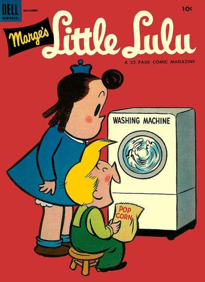 Marge's Little Lulu #65 Comic Books - Covers, Scans, Photos  in Marge's Little Lulu Comic Books - Covers, Scans, Gallery