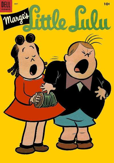 Marge's Little Lulu #71 Comic Books - Covers, Scans, Photos  in Marge's Little Lulu Comic Books - Covers, Scans, Gallery