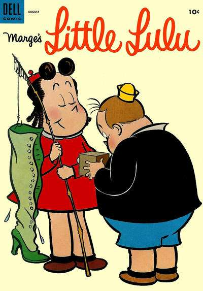 Marge's Little Lulu #74 comic books for sale