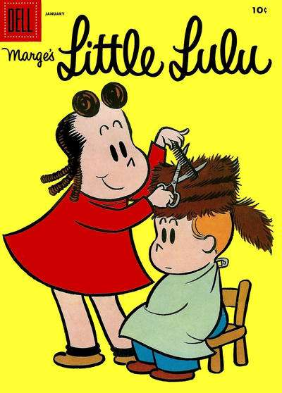 Marge's Little Lulu #91 Comic Books - Covers, Scans, Photos  in Marge's Little Lulu Comic Books - Covers, Scans, Gallery