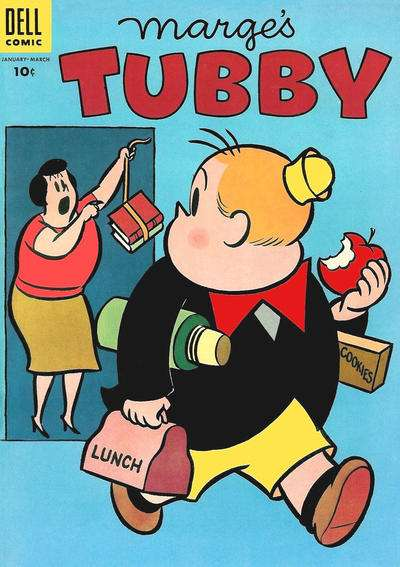 Marge's Tubby #11 Comic Books - Covers, Scans, Photos  in Marge's Tubby Comic Books - Covers, Scans, Gallery