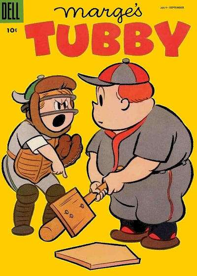 Marge's Tubby #13 comic books - cover scans photos Marge's Tubby #13 comic books - covers, picture gallery
