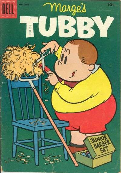 Marge's Tubby #16 comic books for sale