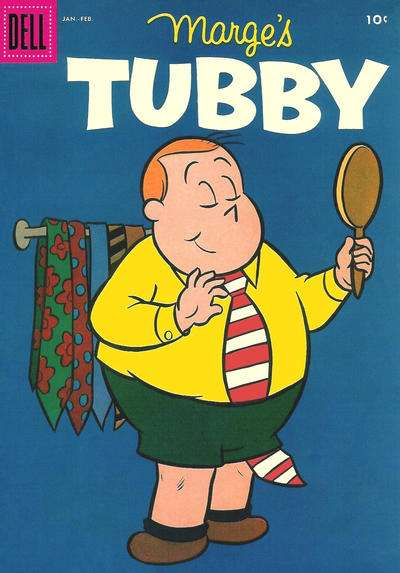 Marge's Tubby #20 comic books - cover scans photos Marge's Tubby #20 comic books - covers, picture gallery