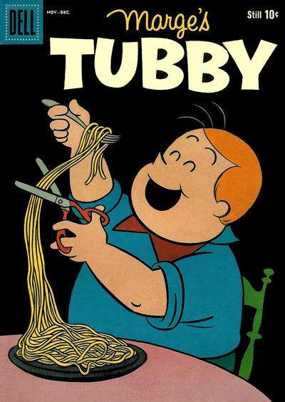 Marge's Tubby #43 Comic Books - Covers, Scans, Photos  in Marge's Tubby Comic Books - Covers, Scans, Gallery