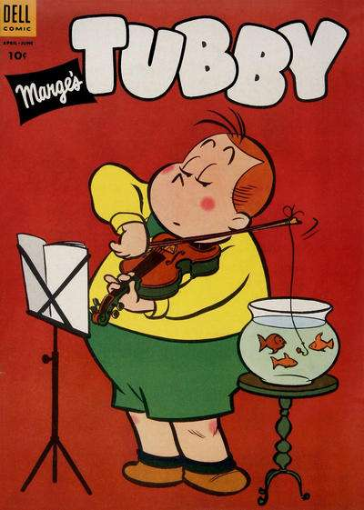 Marge's Tubby #8 comic books - cover scans photos Marge's Tubby #8 comic books - covers, picture gallery