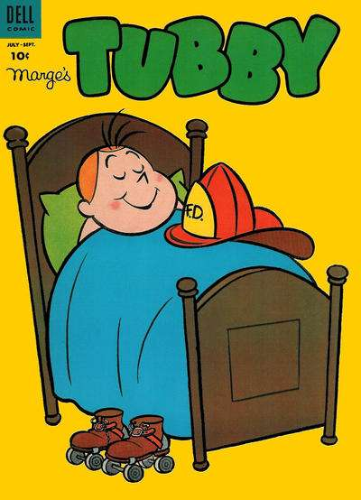 Marge's Tubby #9 comic books for sale