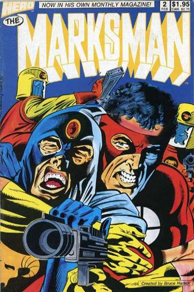 Marksman #2 comic books for sale