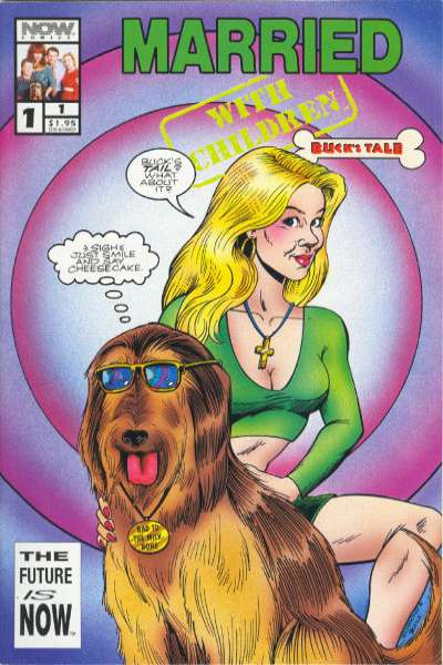 Married With Children: Buck's Tale Comic Books. Married With Children: Buck's Tale Comics.