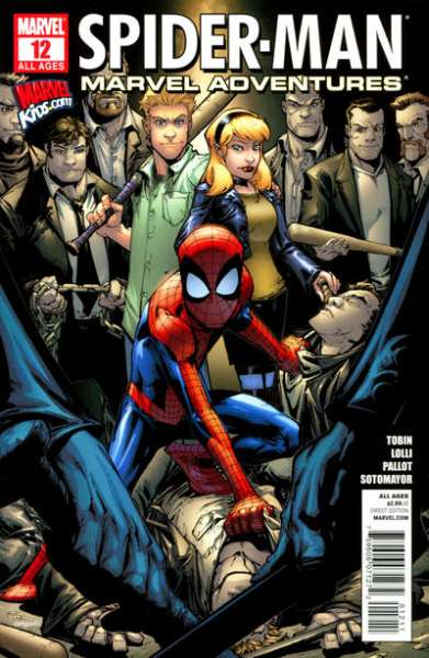 Marvel Adventures Spider-Man #12 Comic Books - Covers, Scans, Photos  in Marvel Adventures Spider-Man Comic Books - Covers, Scans, Gallery