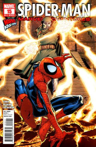 Marvel Adventures Spider-Man #15 Comic Books - Covers, Scans, Photos  in Marvel Adventures Spider-Man Comic Books - Covers, Scans, Gallery