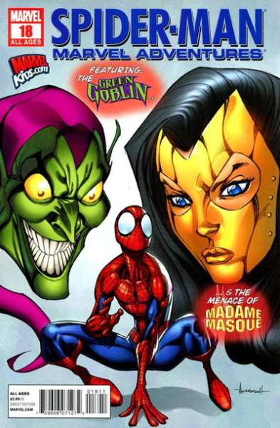 Marvel Adventures Spider-Man #18 Comic Books - Covers, Scans, Photos  in Marvel Adventures Spider-Man Comic Books - Covers, Scans, Gallery