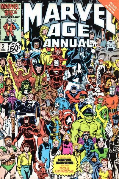Marvel Age #2 comic books for sale