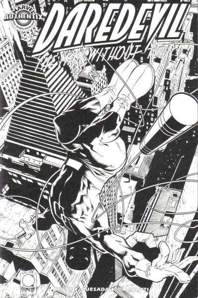 Marvel Authentix: Daredevil Comic Books. Marvel Authentix: Daredevil Comics.