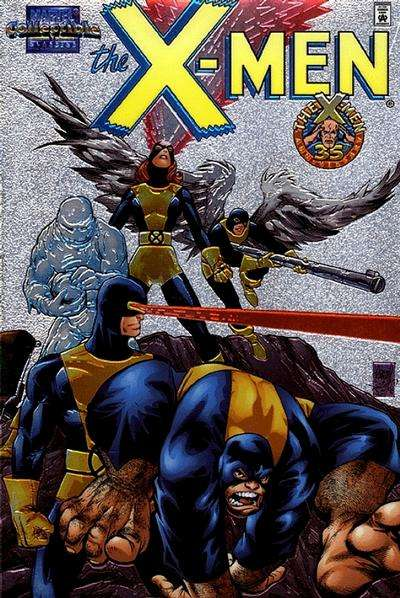 Marvel Collectible Classics: X-Men comic books