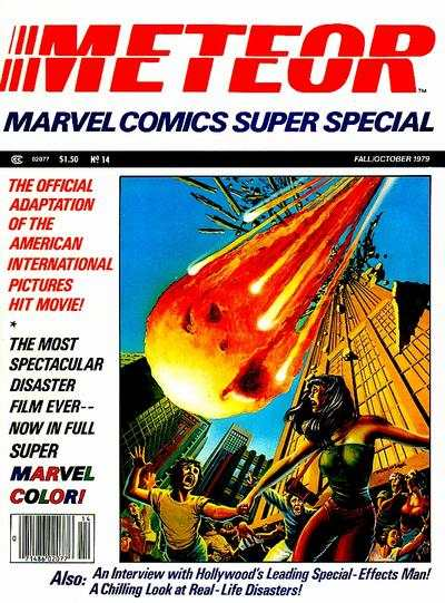 Marvel Comics Super Special #14 Comic Books - Covers, Scans, Photos  in Marvel Comics Super Special Comic Books - Covers, Scans, Gallery