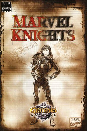 Marvel Knights/Marvel Boy Genesis Edition Comic Books. Marvel Knights/Marvel Boy Genesis Edition Comics.