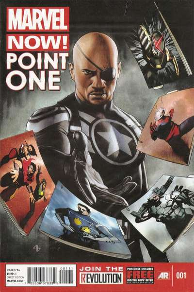 Marvel Now! Point One Comic Books. Marvel Now! Point One Comics.