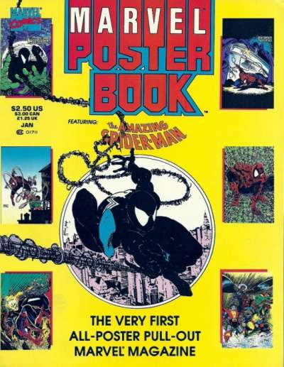 Marvel Poster Book Comic Books. Marvel Poster Book Comics.