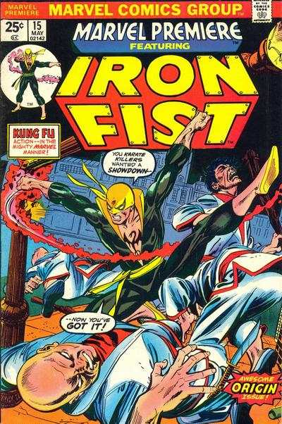 Marvel Premiere #15 Comic Books - Covers, Scans, Photos  in Marvel Premiere Comic Books - Covers, Scans, Gallery