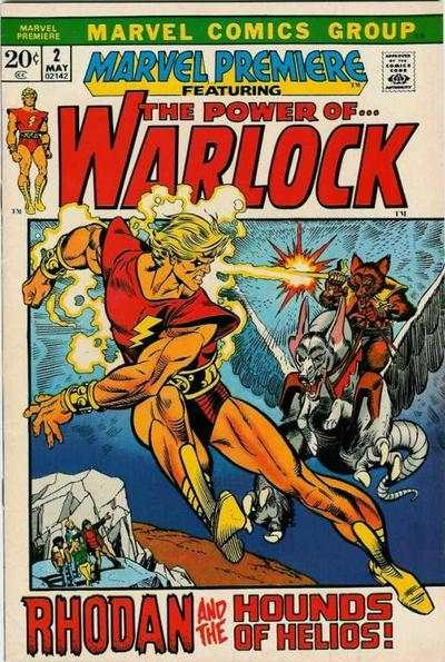 Marvel Premiere #2 comic books for sale