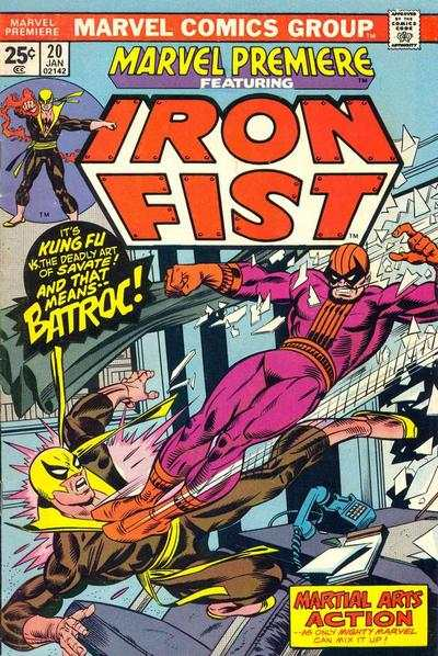 Marvel Premiere #20 Comic Books - Covers, Scans, Photos  in Marvel Premiere Comic Books - Covers, Scans, Gallery