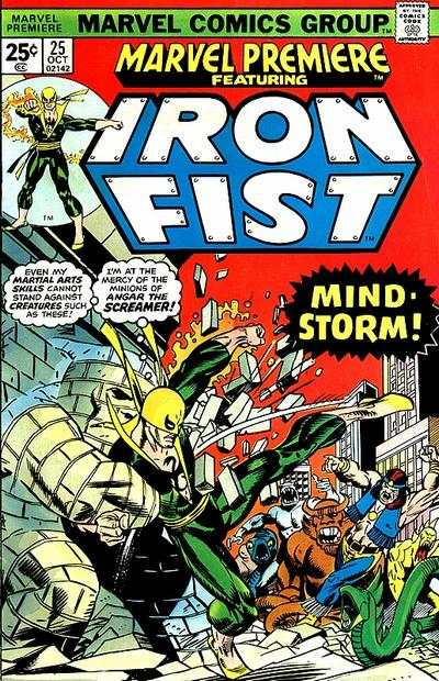 Marvel Premiere #25 Comic Books - Covers, Scans, Photos  in Marvel Premiere Comic Books - Covers, Scans, Gallery