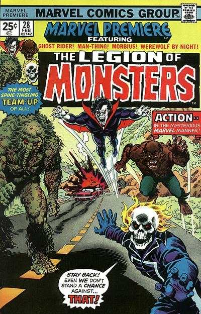 Marvel Premiere #28 Comic Books - Covers, Scans, Photos  in Marvel Premiere Comic Books - Covers, Scans, Gallery