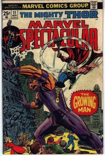 Marvel Spectacular #11 comic books for sale