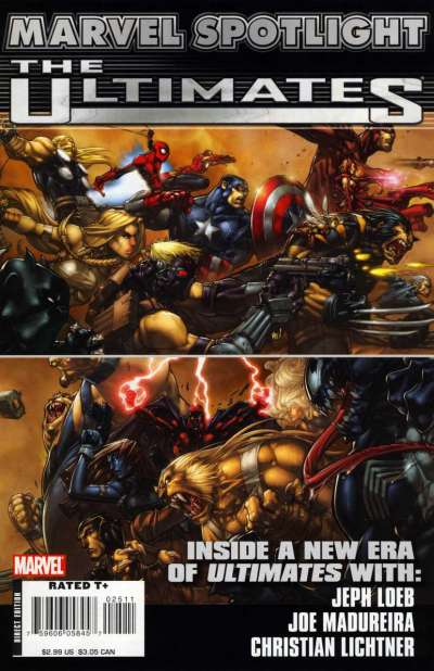 Marvel Spotlight: Ultimates 3 Comic Books. Marvel Spotlight: Ultimates 3 Comics.