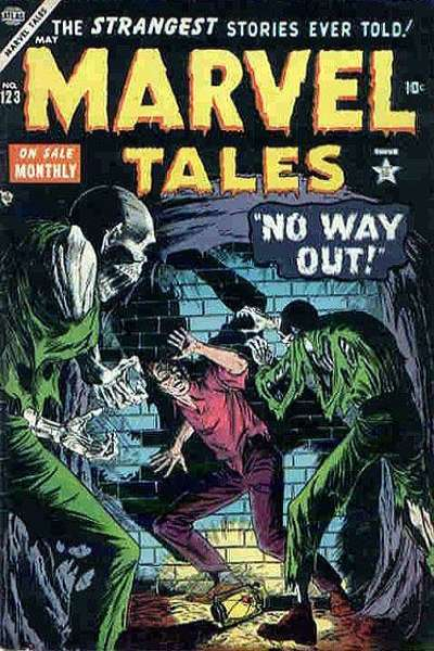 Marvel Tales #123 Comic Books - Covers, Scans, Photos  in Marvel Tales Comic Books - Covers, Scans, Gallery