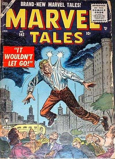 Marvel Tales #142 comic books - cover scans photos Marvel Tales #142 comic books - covers, picture gallery