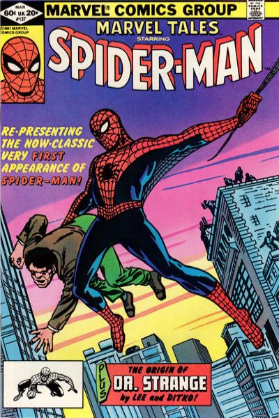 Marvel Tales #137 Comic Books - Covers, Scans, Photos  in Marvel Tales Comic Books - Covers, Scans, Gallery