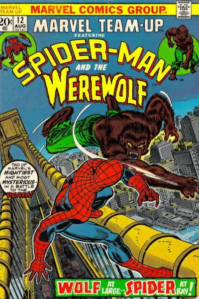 Marvel Team-Up #12 Comic Books - Covers, Scans, Photos  in Marvel Team-Up Comic Books - Covers, Scans, Gallery